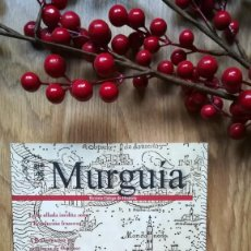 Coleccionismo de Revistas y Periódicos: MURGUÍA. REVISTA GALLEGA DE HISTORIA. GALICIA. . Lote 160426466
