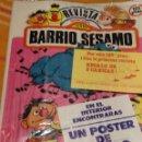 Coleccionismo de Revistas y Periódicos: REVISTA BARRIO SÉSAMO Nº 8 PARRAMON. Lote 160436221