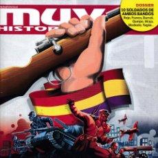 Coleccionismo de Revistas y Periódicos: MUY HISTORIA, Nº 85. MARZO 2017. LA BATALLA DEL EBRO. Lote 160458806