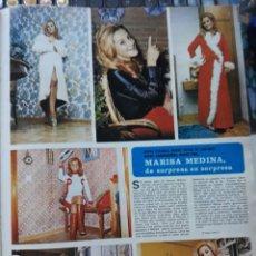 Coleccionismo de Revistas y Periódicos: MARISA MEDINA. Lote 226693185