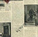 Coleccionismo de Revistas y Periódicos: PERIODICO 1939 POSTGUERRA MANOLO HUGUE RUSIÑOL RAMON CASAS TOULOUSE-LAUTREC UTRILLO SUSANA VALADON. Lote 160548690