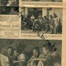 Coleccionismo de Revistas y Periódicos: PERIODICO AÑO 1939 FOTO DEL SECTOR DE CALAMOCHA DEL 1937 DURANCAMPS JOSE MARIA JUNOY . Lote 160548902