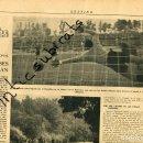 Coleccionismo de Revistas y Periódicos: DESTINO 1939 POSGUERRA FUTBOL F.C.BARCELONA BARÇA GRANOLLERS CICLISMO BOXEO VILANOVA SAFONT . Lote 160549766
