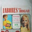 Coleccionismo de Revistas y Periódicos: LABORES DEL HOGAR MAYO 1967 CON PATRONES VERANO EXTRA. Lote 160561489