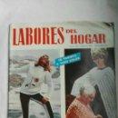 Coleccionismo de Revistas y Periódicos: LABORES DEL HOGAR ENERO 1967 CON PATRONES. Lote 160562825