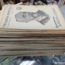 Coleccionismo de Revistas y Periódicos: REVISTA LITERARIA, NOVELAS Y CUENTOS / LOTE CON 60 REVISTAS / AÑOS 30. Lote 160573354