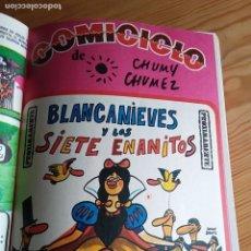 Coleccionismo de Revistas y Periódicos: COMICICLO DE FORGES - COLECCIÓN COMPLETA. Lote 100517155