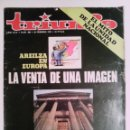 Coleccionismo de Revistas y Periódicos: TRIUNFO 28 FEBRERO 1976.TRANSICION.BALANCE DE HUELGAS.ALIANZA SOCIALISTA DE ANDALUCIA.RENTAGRACON. . Lote 160651582