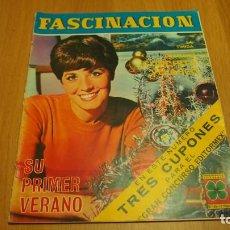 Coleccionismo de Revistas y Periódicos: FASCINACION Nº 45 FOTONOVELA ~ CONCHA CONCHITA VELASCO ~ MARCEL MOULOUDJI ~ VER FOTOS INTERIOR. Lote 160718766