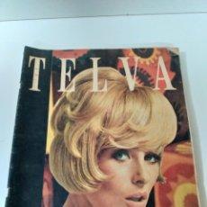 Coleccionismo de Revistas y Periódicos: REVISTA TELVA, TELVA. AÑO 1964. N°. 29. Lote 160720629