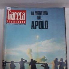 Coleccionismo de Revistas y Periódicos: 15856 - REVISTA - GACETA ILUSTRADA - Nº 638 - AÑO 1968. Lote 160794282