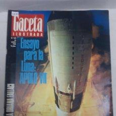Coleccionismo de Revistas y Periódicos: 15860 - REVISTA - GACETA ILUSTRADA - Nº 628 - AÑO 1968. Lote 160795262