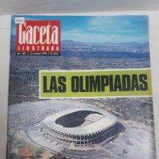 Coleccionismo de Revistas y Periódicos: 15861 - REVISTA - GACETA ILUSTRADA - Nº 627 - AÑO 1968. Lote 160795310