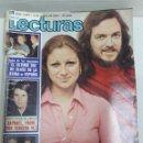 Coleccionismo de Revistas y Periódicos: 16005 - REVISTA - LECTURAS - Nº 1237 - AÑO 1976 - EN PORTADA CAMILO SEXTO Y LOLITA - INCLUYE POSTER. Lote 160944898