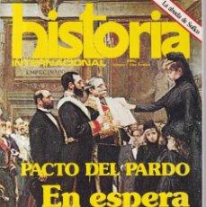 Coleccionismo de Revistas y Periódicos: HISTORIA INTERNACIONAL - Nº 1 / ABRIL 1975. Lote 161122686