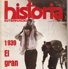 Coleccionismo de Revistas y Periódicos: HISTORIA INTERNACIONAL - Nº 4 / JULIO 1975. Lote 161122786