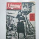 Coleccionismo de Revistas y Periódicos: REVISTA DIGAME - AÑO XXIV Nº 1240, 8 OCTUBRE DE 1963. STEFANIA SANDRELLI. CAR135. Lote 161149330