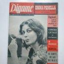 Coleccionismo de Revistas y Periódicos: REVISTA DIGAME - AÑO XXIV Nº 1239, 1 OCTUBRE 1963. EMMA PENELLA. CONCHA CATALA. CAR135. Lote 161154218