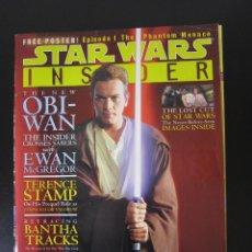 Coleccionismo de Revistas y Periódicos: REVISTA - STAR WARS INSIDER Nº 41 - 1998 - IMPORTACIÓN U.S.A.. Lote 161154394