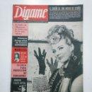 Coleccionismo de Revistas y Periódicos: REVISTA DIGAME AÑO XXIV Nº 1244, 5 NOVIEMBRE DE 1963. MARISOL. CASTILLO VILLAVICIOSA DE ODON CAR135. Lote 161155026
