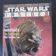 Coleccionismo de Revistas y Periódicos: REVISTA STAR WARS INSIDER Nº 35 - 1997 - IMPORTACIÓN U.S.A.. Lote 161157182