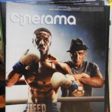 Coleccionismo de Revistas y Periódicos: REVISTA CINE 278. GREED II LA LEYENDA DE ROCKY. ASTERIX. 2019. Lote 161157686