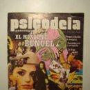 Coleccionismo de Revistas y Periódicos: PSICODEIA, PSICOLOGÍA DE HOY. Nº51 AÑO 1974 EL MUNDO DE BUÑUEL. Lote 161176778