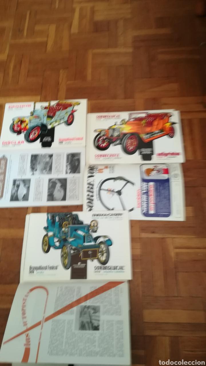 Coleccionismo de Revistas y Periódicos: 3 antiguas revistas, El médico y El automóvil - Foto 2 - 161252228