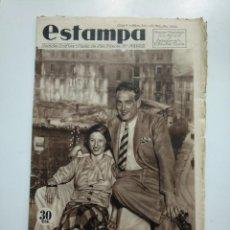 Coleccionismo de Revistas y Periódicos: ESTAMPA. REVISTA GRAFICA. Nº 354. 27 OCTUBRE DE 1934. AÑO 7 LA TRAGEDIA REBELION DE ASTURIAS. CAR135. Lote 161261314