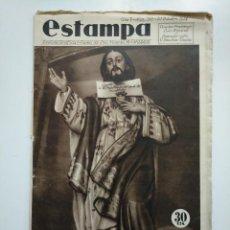 Coleccionismo de Revistas y Periódicos - ESTAMPA. REVISTA GRAFICA. Nº 353. 20 OCTUBRE DE 1934. AÑO 7. REVOLUCIONARIOS DE BEMBIBRE. CAR135 - 161261462