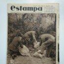 Coleccionismo de Revistas y Periódicos: ESTAMPA. REVISTA GRAFICA. Nº 352. 6 OCTUBRE DE 1934. AÑO 7. MISTERIOS CONTRABANDO DE ARMAS. CAR135. Lote 161261598