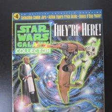 Coleccionismo de Revistas y Periódicos: REVISTA - STAR WARS GALAXY COLLECTOR Nº 4 - 1998 - IMPORTACIÓN U.S.A.. Lote 161281934