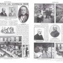 Coleccionismo de Revistas y Periódicos: 1912 HOJAS REVISTA EL SERVICIO DE CORREOS CARTERÍA COCHES VAGÓN AUTOMÓVILES NEGOCIADOS FEDERICO BAS. Lote 161343950