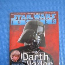 Coleccionismo de Revistas y Periódicos: REVISTA - STAR WARS INSIDER Nº 39 - 1998 - IMPORTACIÓN U.S.A.. Lote 161404754