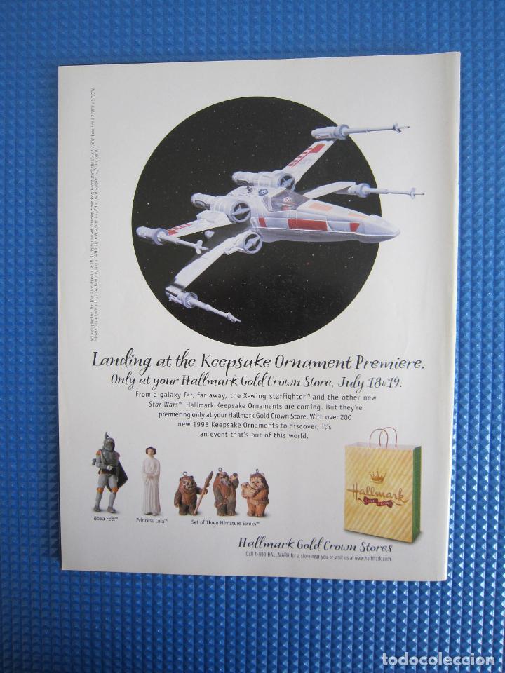 Coleccionismo de Revistas y Periódicos: REVISTA - STAR WARS INSIDER Nº 39 - 1998 - IMPORTACIÓN U.S.A. - Foto 3 - 161404754