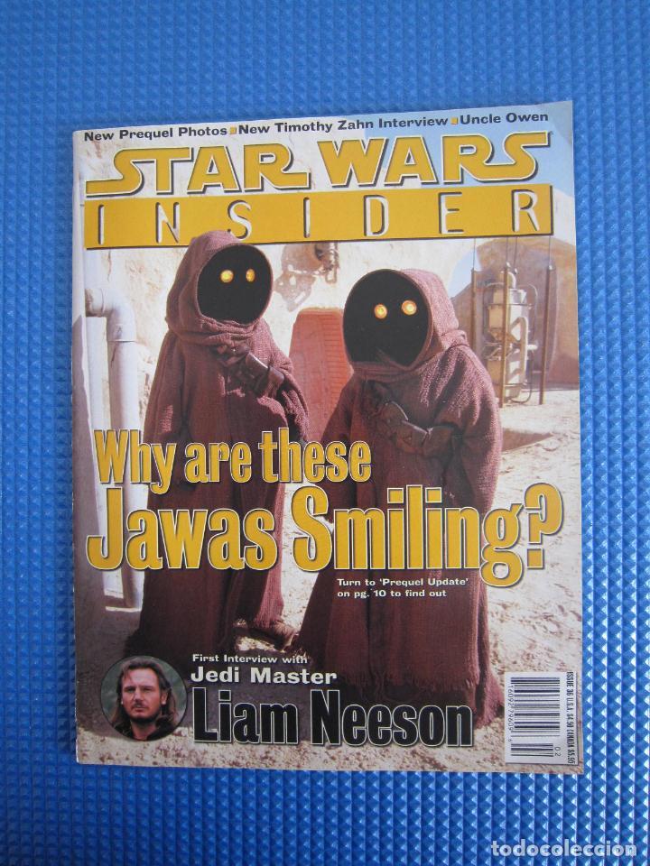 REVISTA - STAR WARS INSIDER Nº 36 - 1997 - IMPORTACIÓN U.S.A. (Coleccionismo - Revistas y Periódicos Modernos (a partir de 1.940) - Otros)