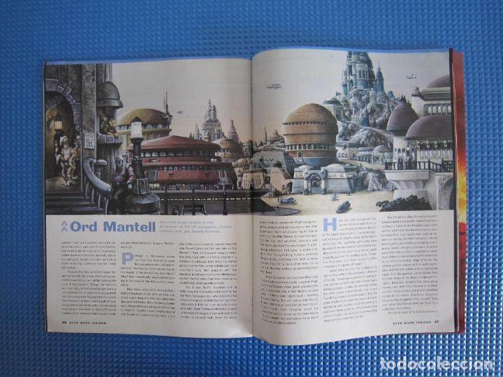 Coleccionismo de Revistas y Periódicos: REVISTA - STAR WARS INSIDER Nº 36 - 1997 - IMPORTACIÓN U.S.A. - Foto 2 - 161406462