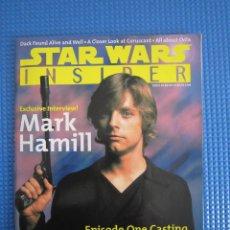 Coleccionismo de Revistas y Periódicos: REVISTA - STAR WARS INSIDER Nº 34 - 1997 - IMPORTACIÓN U.S.A.. Lote 161406782