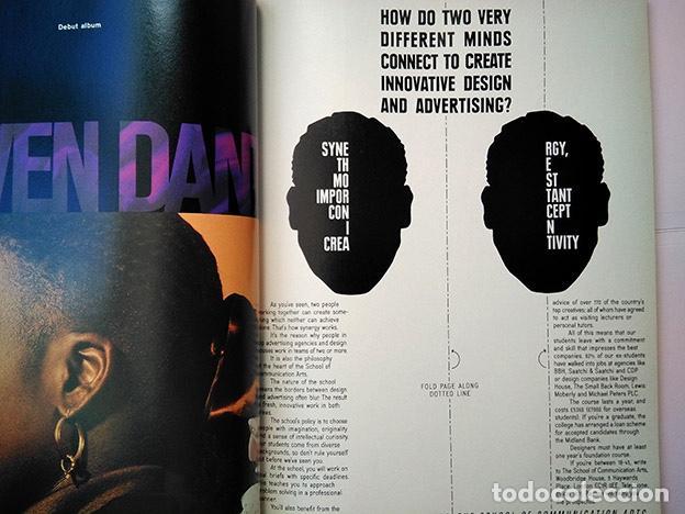 Coleccionismo de Revistas y Periódicos: The Face Magazine No. 100 September 1988 – Killer 100th Issue · Neville Brody · Nick Logan - Foto 8 - 161410682