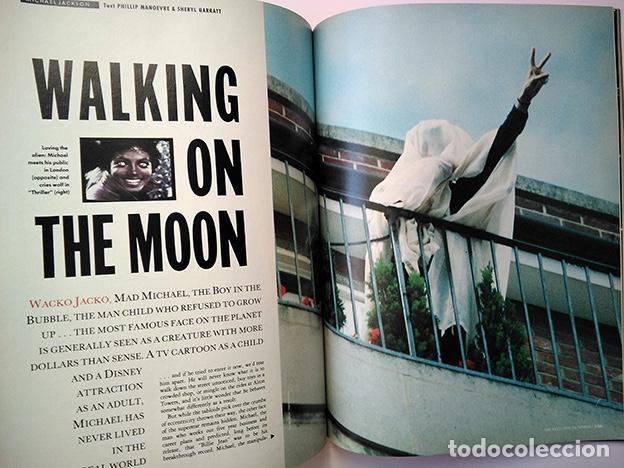 Coleccionismo de Revistas y Periódicos: The Face Magazine No. 100 September 1988 – Killer 100th Issue · Neville Brody · Nick Logan - Foto 10 - 161410682