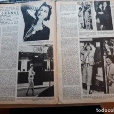 Coleccionismo de Revistas y Periódicos: COCO CHANEL . Lote 161597782