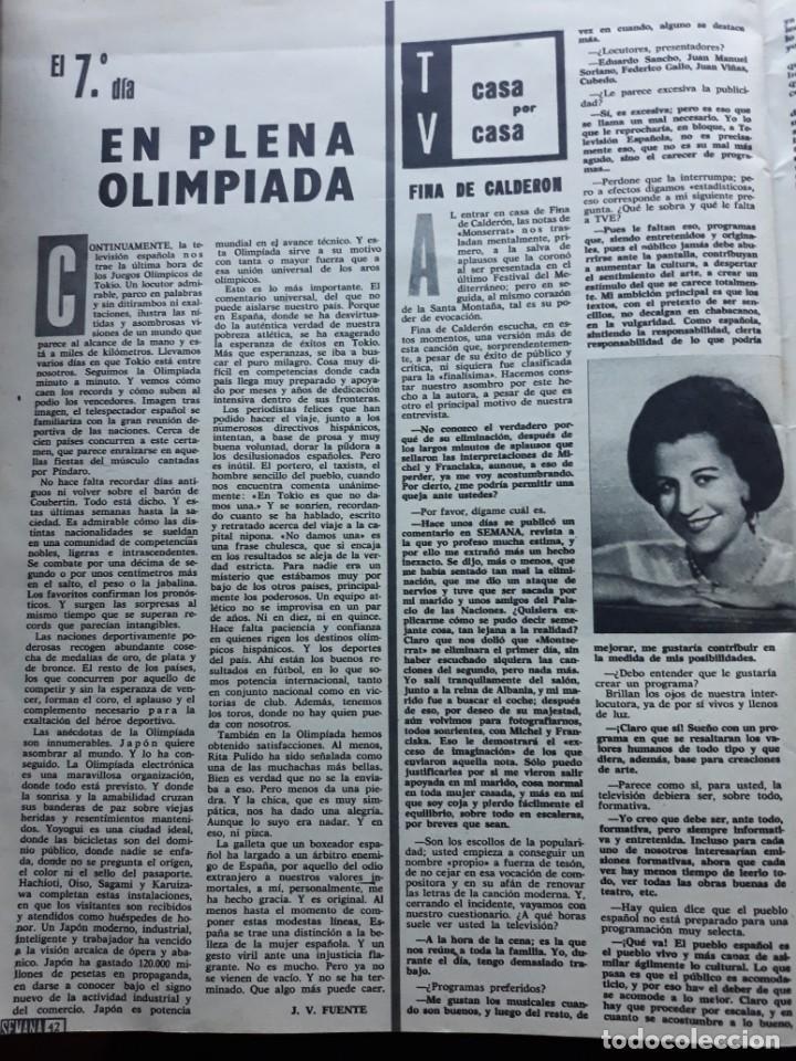 FINA DE CALDERON (Coleccionismo - Revistas y Periódicos Modernos (a partir de 1.940) - Otros)