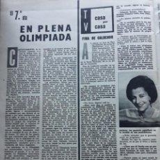Coleccionismo de Revistas y Periódicos: FINA DE CALDERON . Lote 161611458