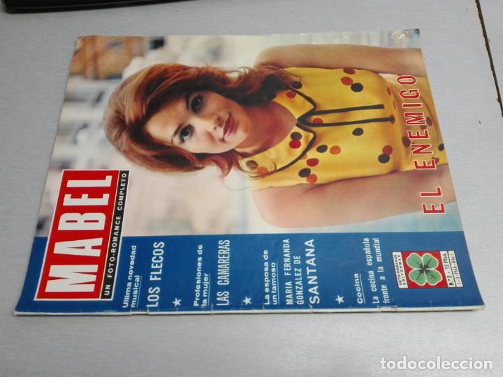 Coleccionismo de Revistas y Periódicos: FOTONOVELAS: LOTE CON 10 REVISTAS: CARIÑO, SONIA, DESIREE, MABEL, LOLITA, FASCINACIÓN... - Foto 6 - 49698638