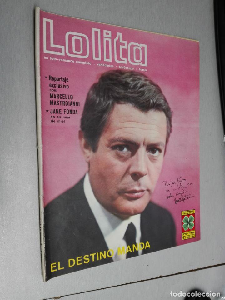 Coleccionismo de Revistas y Periódicos: FOTONOVELAS: LOTE CON 10 REVISTAS: CARIÑO, SONIA, DESIREE, MABEL, LOLITA, FASCINACIÓN... - Foto 7 - 49698638