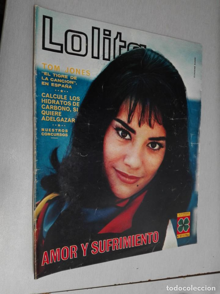 Coleccionismo de Revistas y Periódicos: FOTONOVELAS: LOTE CON 10 REVISTAS: CARIÑO, SONIA, DESIREE, MABEL, LOLITA, FASCINACIÓN... - Foto 9 - 49698638
