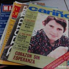 Coleccionismo de Revistas y Periódicos: FOTONOVELAS: LOTE CON 10 REVISTAS: CARIÑO, SONIA, DESIREE, MABEL, LOLITA, FASCINACIÓN.... Lote 49698638