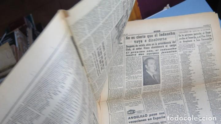 Coleccionismo de Revistas y Periódicos: PERIODICO. MARCA. TOUR FRANCIA. BAHAMONTES. 18 JULIO 1959 - Foto 3 - 161665074