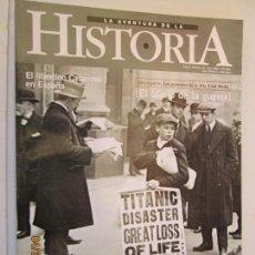 Coleccionismo de Revistas y Periódicos: LA AVENTURA DE LA HISTORIA REVISTA Nº 18 ABRIL 2000 EL SIGLO DE LA PRENSA LA CONQUISTA DE LA LIBERTA. Lote 161723718