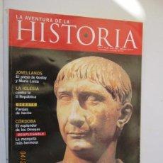Coleccionismo de Revistas y Periódicos: LA AVENTURA DE LA HISTORIA REVISTA Nº 32 JUNIO 2001 , TRAJANO LA GLORIA DEL IMPERIO . Lote 161843518